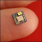 Freakishly Small GPS Tracking Chip