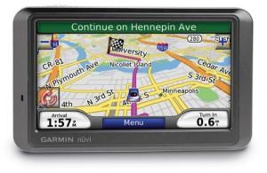 Garmin Nuvi 760 Portable GPS