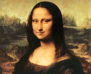 While you may not create a piece like the Mona Lisa, GPS can still be used to create art.