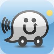 Waze GPS Tracking App