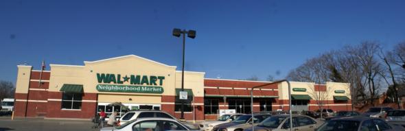 Plan B Walmart Grocery Store